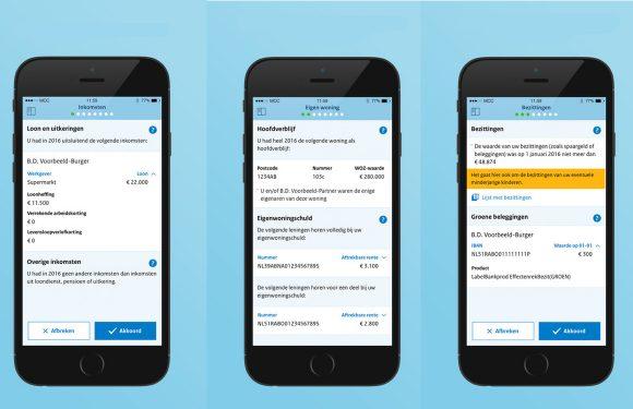 Belastingaangifte 2016 app