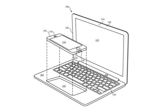 Deze Apple-vinding verandert je iPhone in een laptop (maar komt er waarschijnlijk nooit)