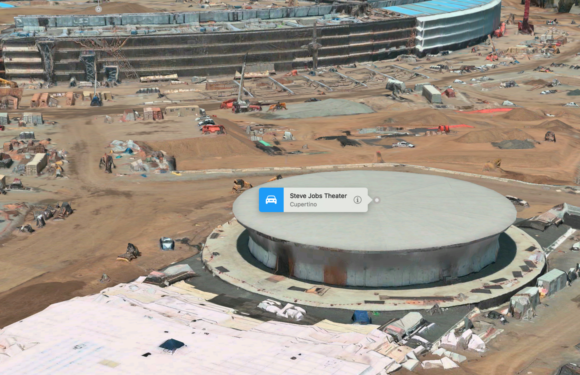 Apple Park Apple Maps