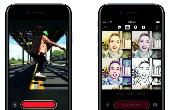 Apple kondigt Clips-app aan om social video's te maken