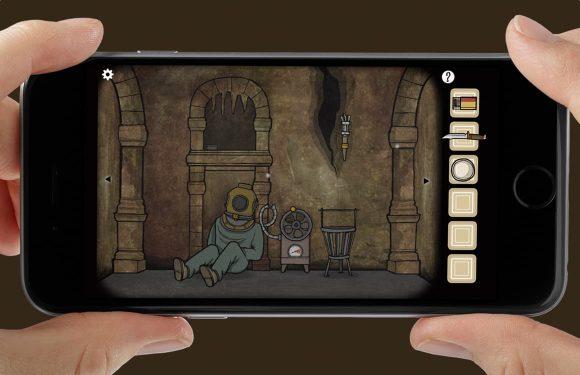 Cube Escape: The Cave combineert slimme puzzels met een grimmige sfeer