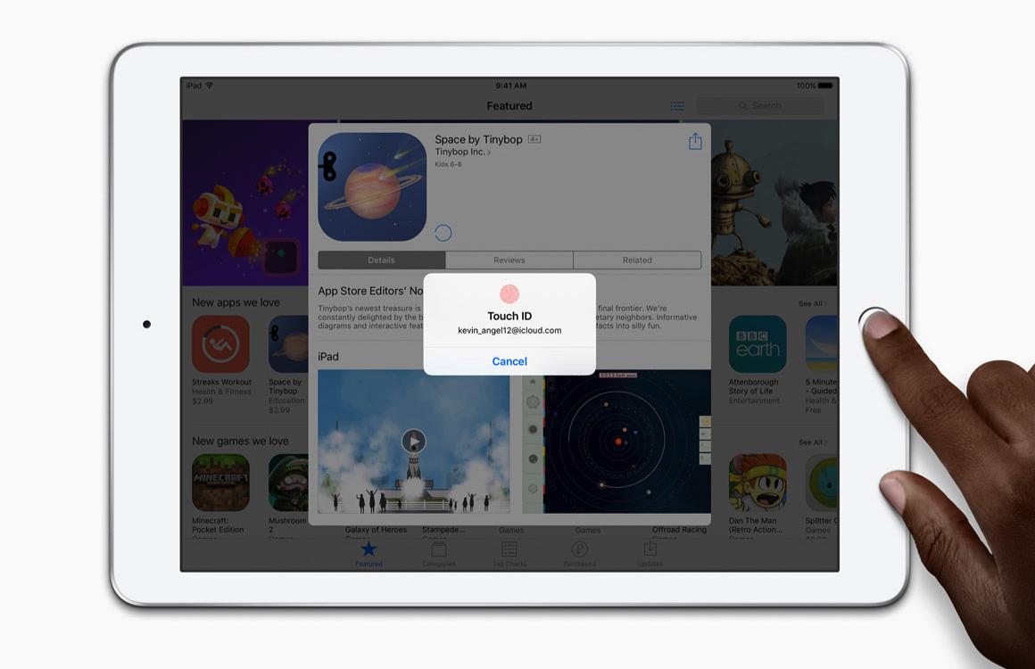 iPad 2017 bestellen