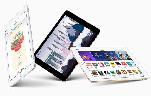 iPad 2017 vs iPad Pro vs iPad Air 2: Apple-tablets vergeleken