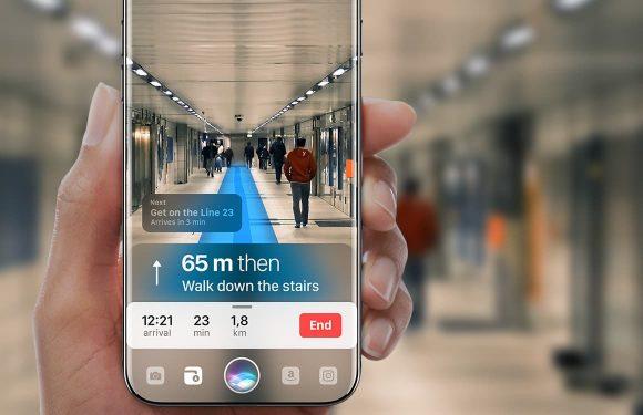 'Apple brengt augmented reality eerst naar de iPhone, gevolgd door AR-bril'