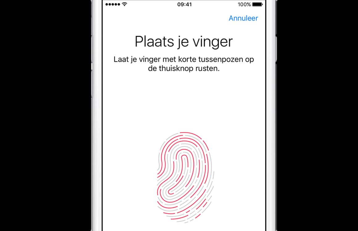 'Touch ID-sensor in scherm bottleneck voor iPhone 8-productie'