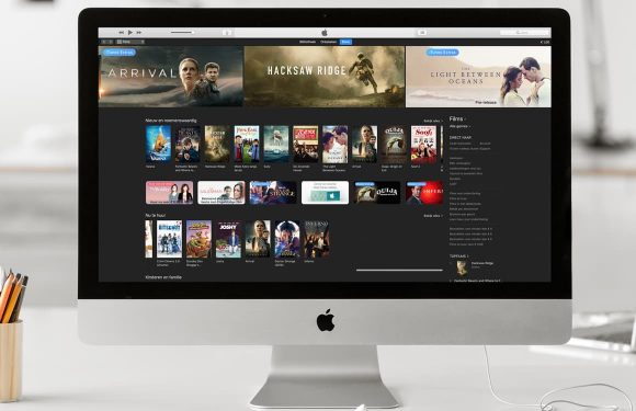 Apple labelt films met 4K en hdr binnen iTunes