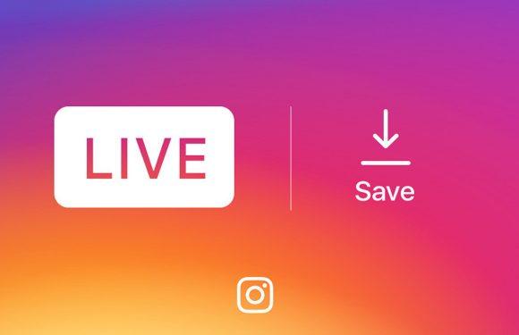 Tip: Zo bewaar je een opname van jouw Instagram-livestream