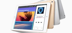 Dit is de nieuwe iPad 2017