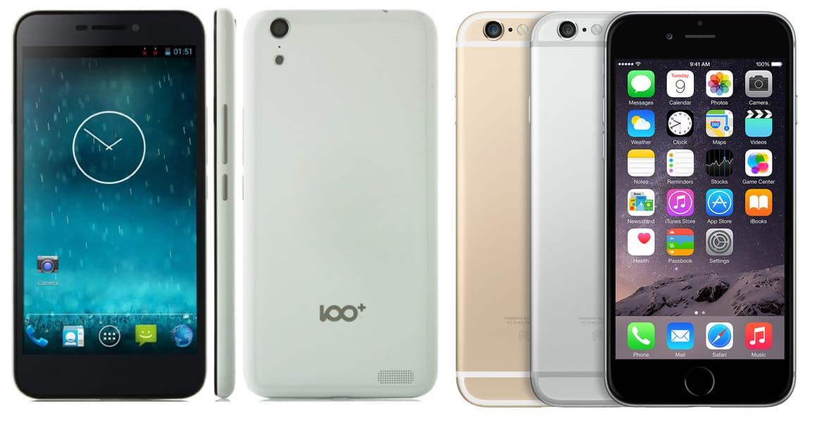iPhone 6 Baili 100C