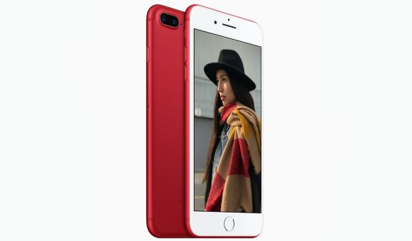 iphone 7 rood