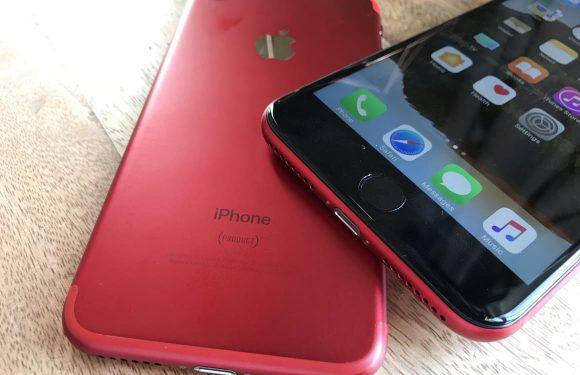 YouTuber geeft iPhone 7 RED een zwarte voorkant (en zo doe je het zelf)