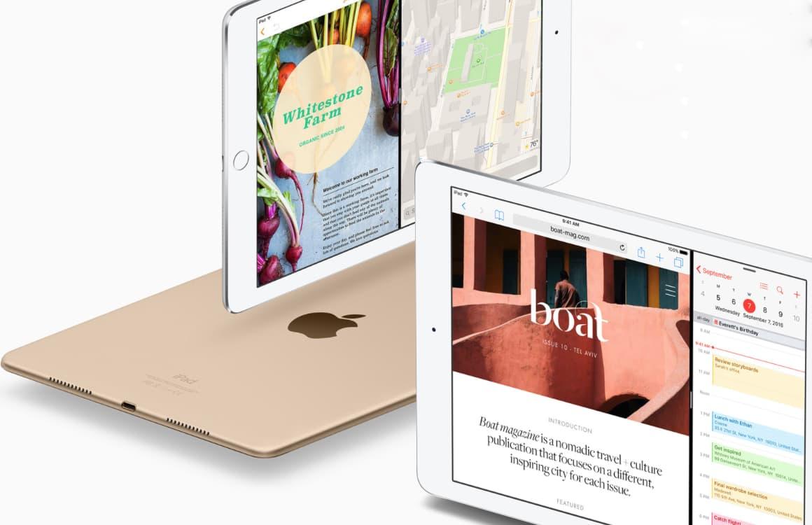 'Apple onthult 10.5-inch iPad begin april tijdens opening van Apple Park'