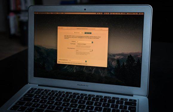 Night Shift op de Mac: kan f.lux de prullenbak in?