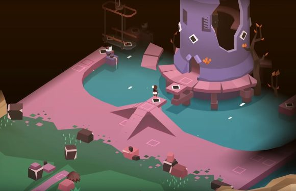 Verlies jezelf in het openwereld-avontuur Pan-Pan op iOS