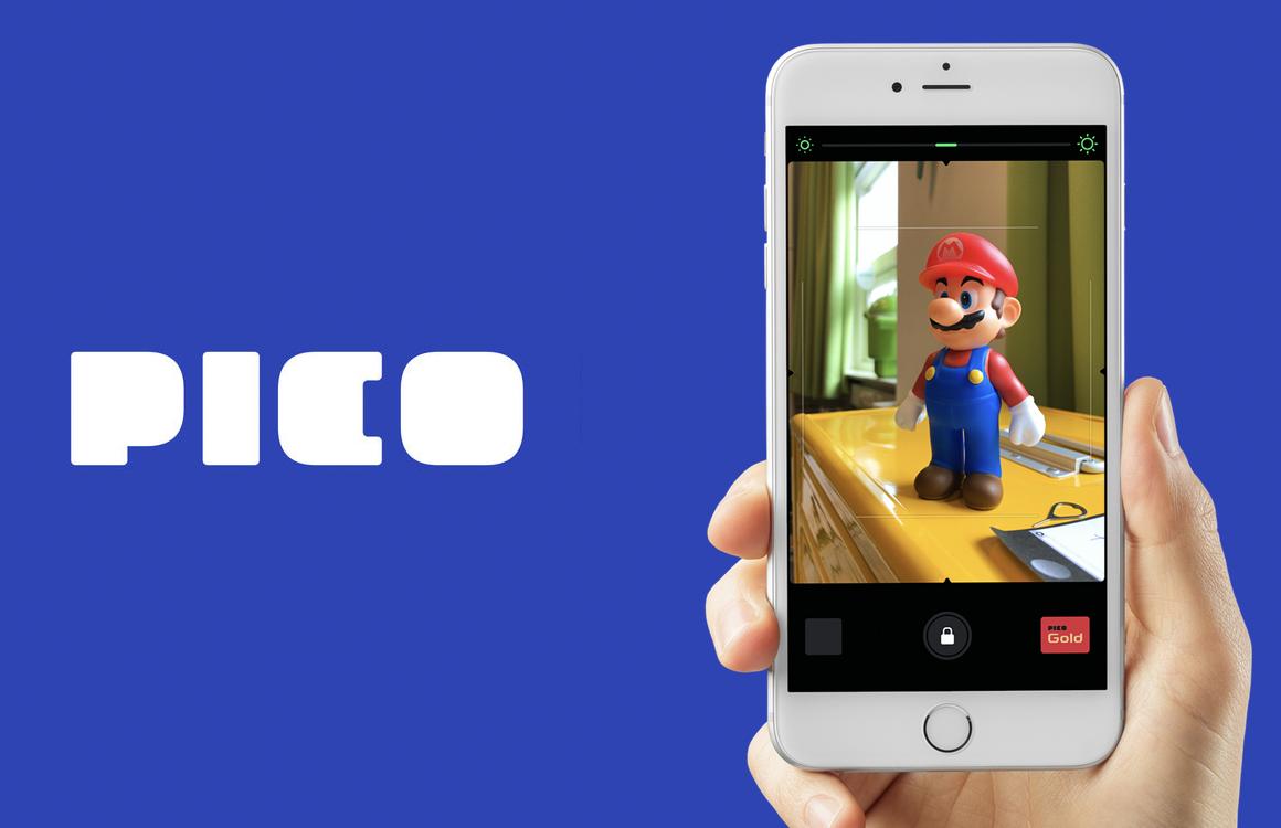 Pico Digital Film: deze foto-app verpakt filters in digitale fotorolletjes