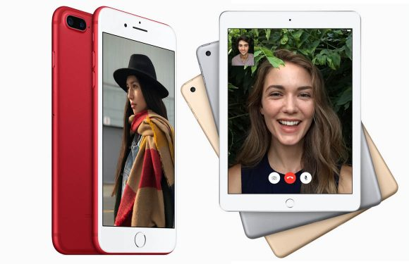 Round-up: deze 6 producten kondigde Apple vandaag aan