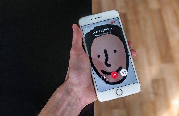 Chat-app Telegram introduceert belfunctie in nieuwste update