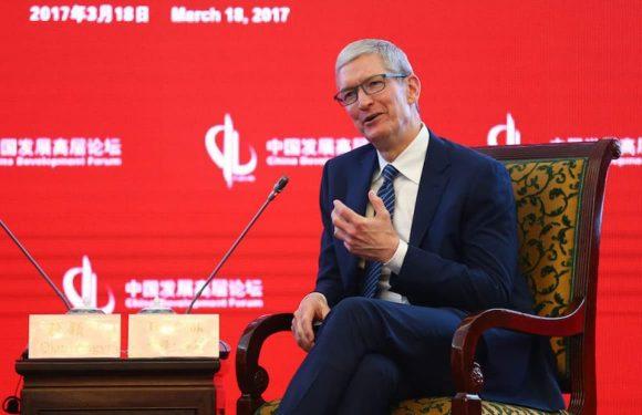 Tim Cook spreekt in China, maar ontwijkt privacykwestie