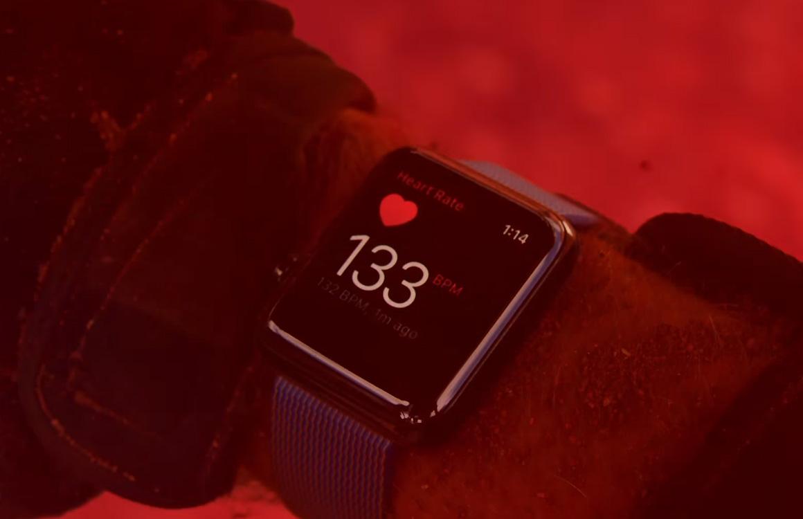 apple watch hartslagfuncties