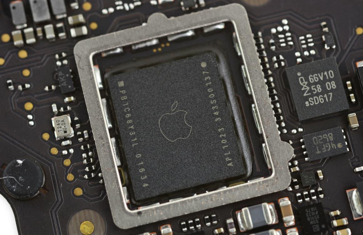 Apple stelt nieuw team samen voor ontwikkelen eigen grafische chip