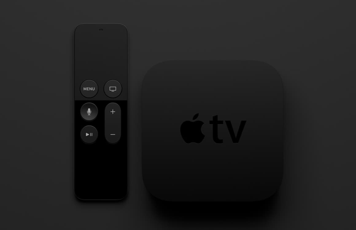 Win een Apple TV!