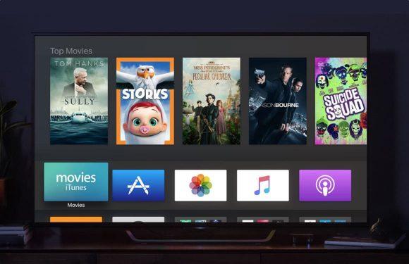 Vernieuwde Apple TV 4K biedt ondersteuning voor 4K en HDR