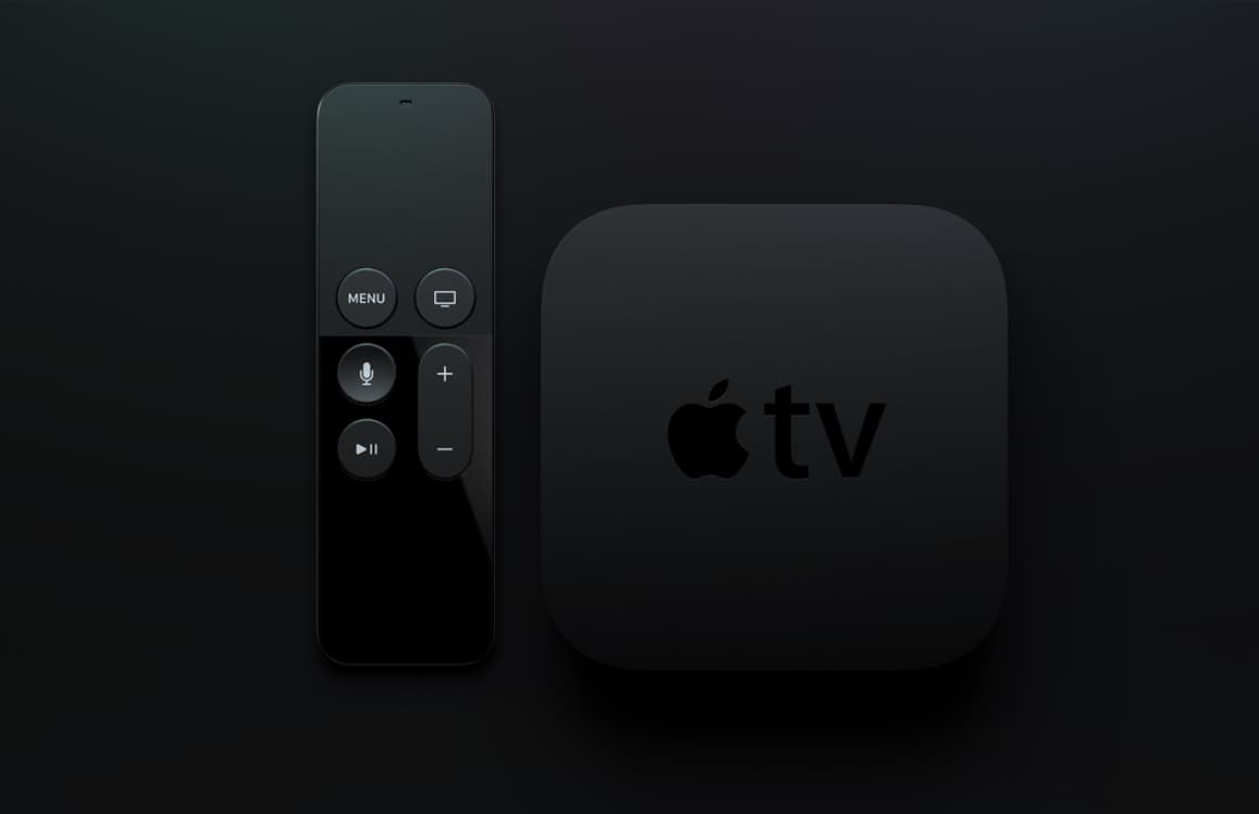 'Apple blaast video-ambities nieuw leven in met 4K Apple TV'