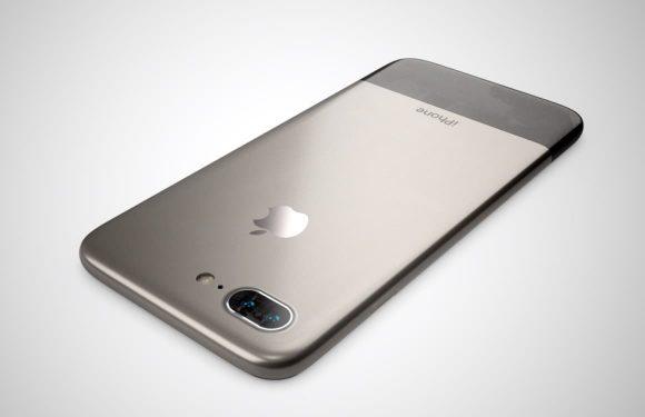 Dit iPhone 8-concept is het ultieme eerbetoon aan de eerste iPhone