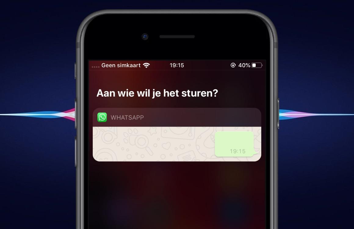 Siri WhatsApp 2