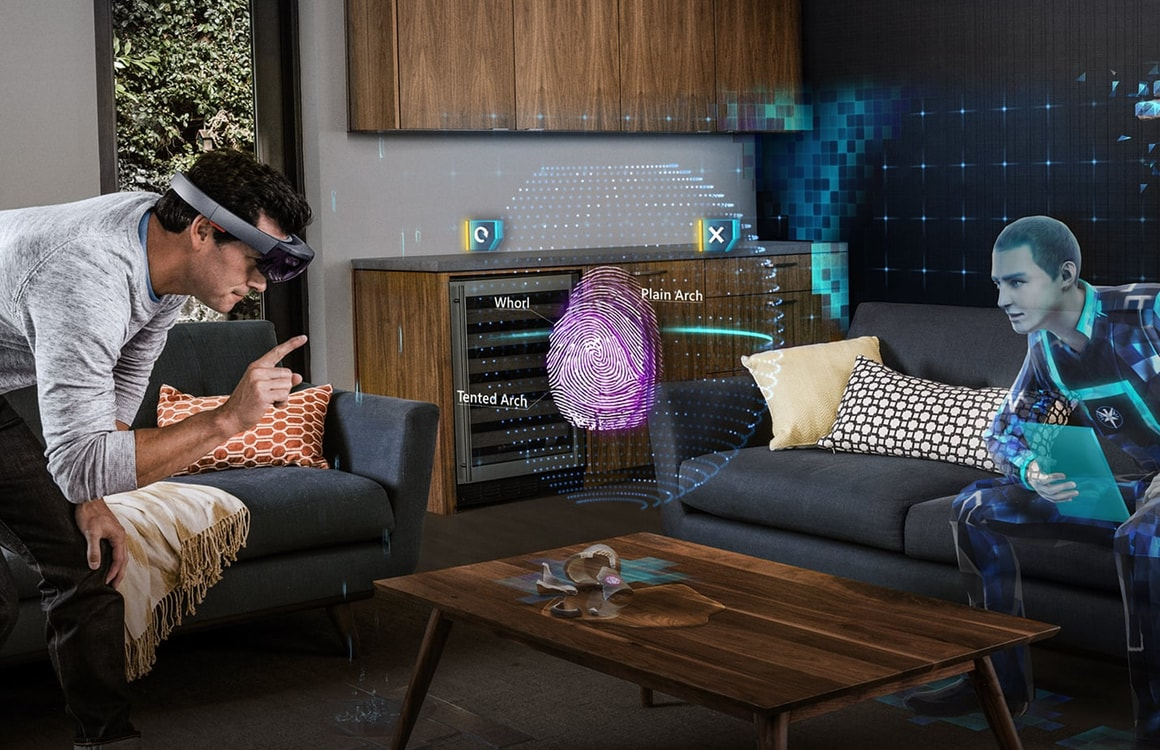 Gelekt: 'Apple test augmented reality-bril al maanden intensief'