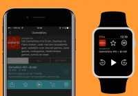 Een podcast luisteren via je Apple Watch-speaker: zo doe je dat