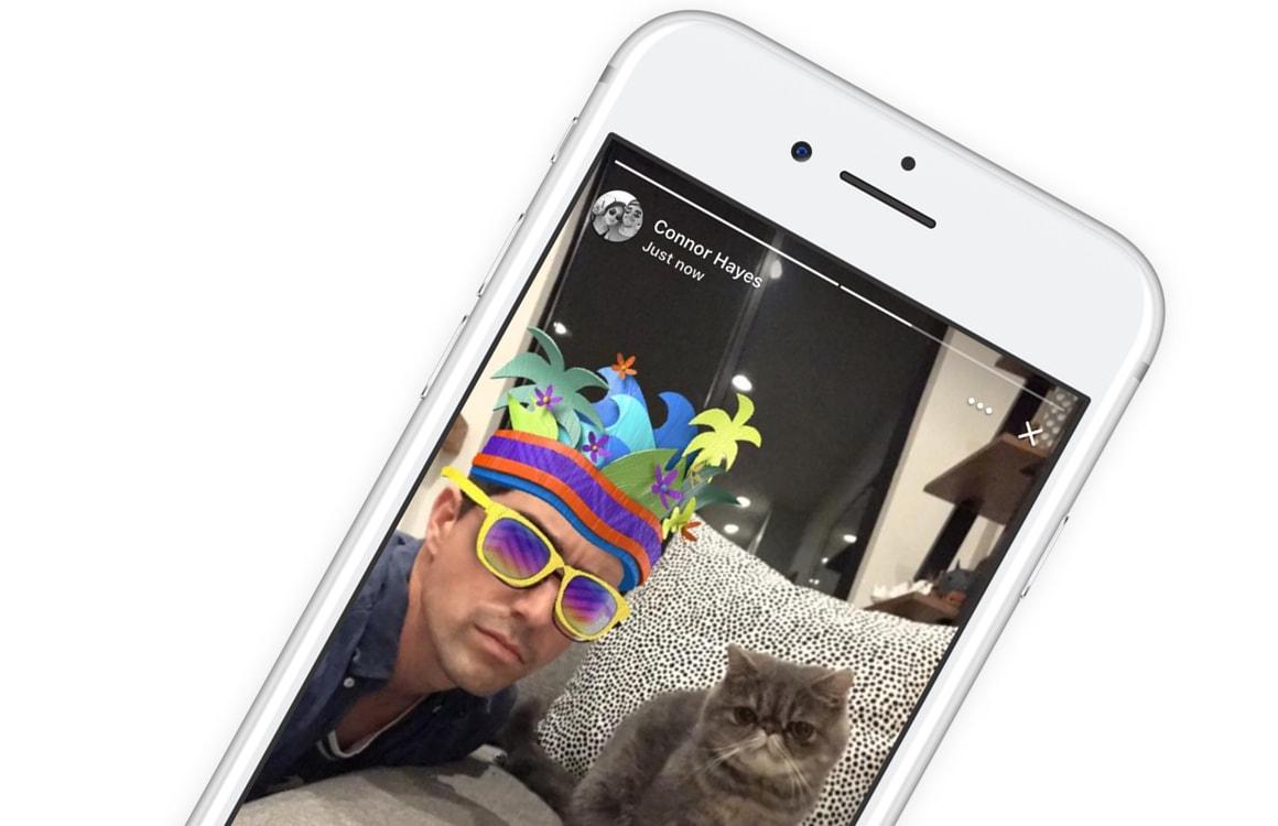 Facebook linkt verhaalfunctie aan Messenger-app voor groter bereik