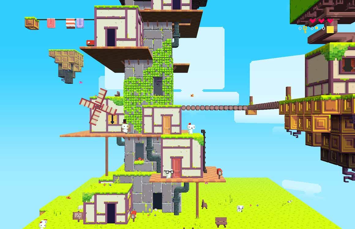 Gewaardeerde indiegame Fez komt dit jaar eindelijk naar iOS
