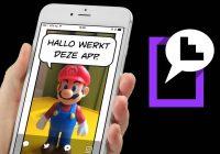 Giphy Says: handige gif-app verandert spraak in geschreven tekst