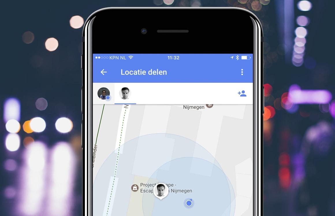 Handig: in 4 stappen live je locatie delen in Google Maps