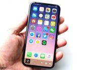 'iPhone 8 verschijnt in minder kleuren, Touch ID niet in het scherm'