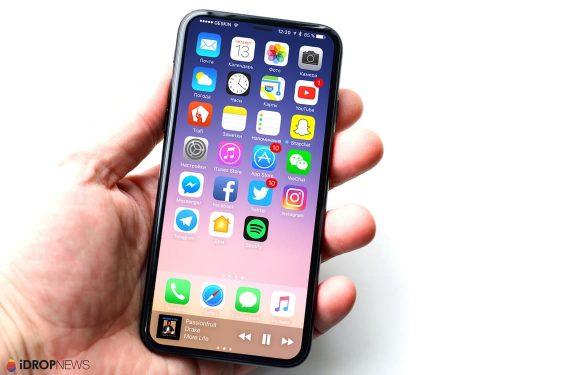 Gerucht: Apple lanceert iPhone 8 zonder Touch ID wegens productieproblemen