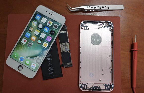 iphone 6s bouwen