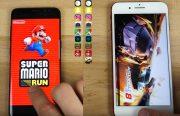 Snelheidstest: iPhone 7 Plus versus Samsung Galaxy S8