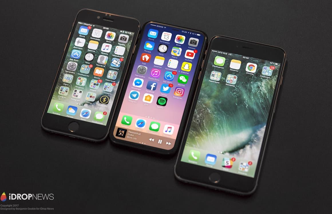 iphone 8 buggar