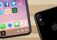 'Apple test iPhone 8 met zowel Touch ID als frontcamera in het scherm'