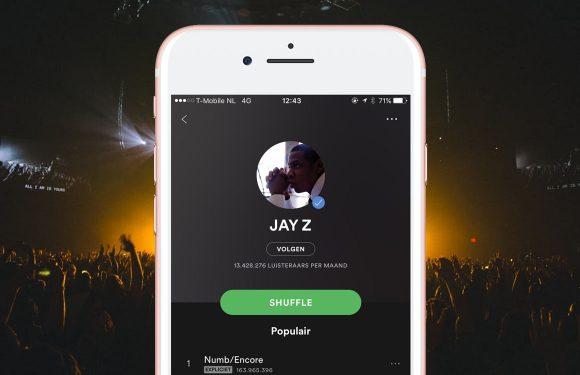 Waarom Jay Z zijn muziek van Apple Music en Spotify heeft gehaald