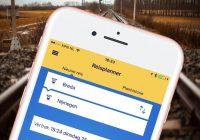 Zo helpt de NS Reisplanner-app je met het vinden van een zitplaats