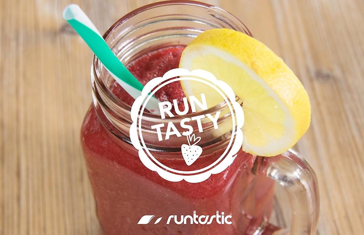 Runtasty is een mooie recepten-app met video's van Runtastic