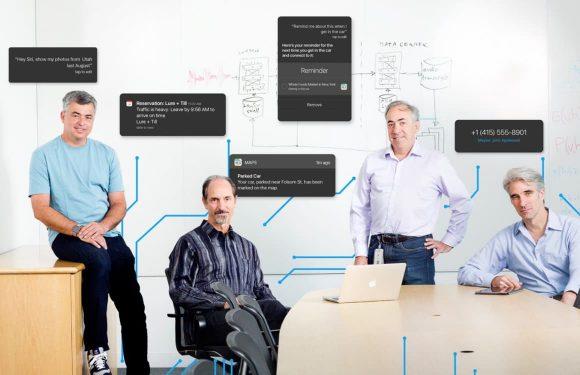 Apple-expert: 'Kunstmatige intelligentie lost menselijke tekortkomingen op'
