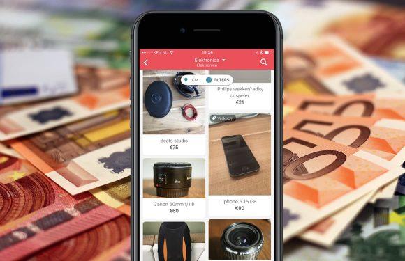 De 3 beste apps voor het (ver)kopen van tweedehands spullen