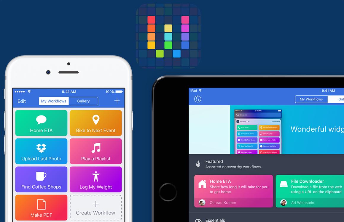 8 Workflow-tips voor je iPhone: automatiseren kun je leren