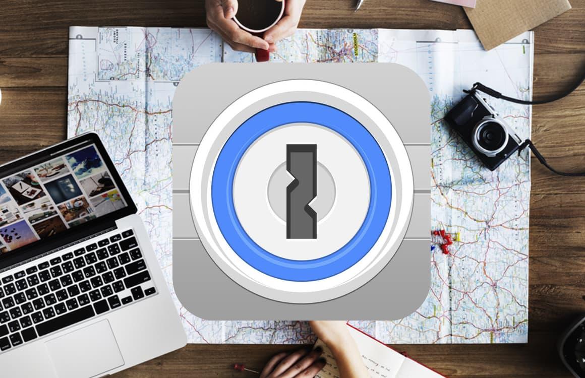 1Password beschermt je data onderweg met nieuwe Travel Mode