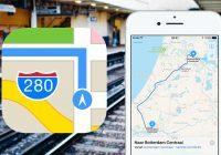 Apple voegt Nederlandse ov-info toe aan Apple Maps, zo gebruik je het
