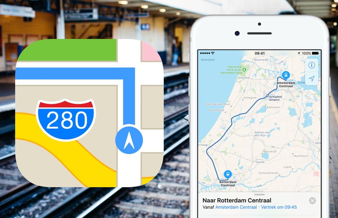 'Apple wil Apple Maps uitbreiden met reistips en meer'